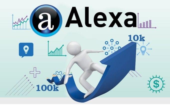 What is Alexa Rank? Tips to Improve Alexa Rank of Your Website