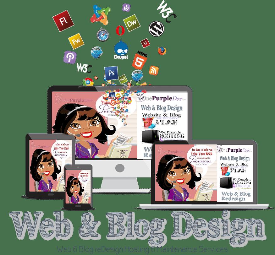 Affordable Website And Blog Design